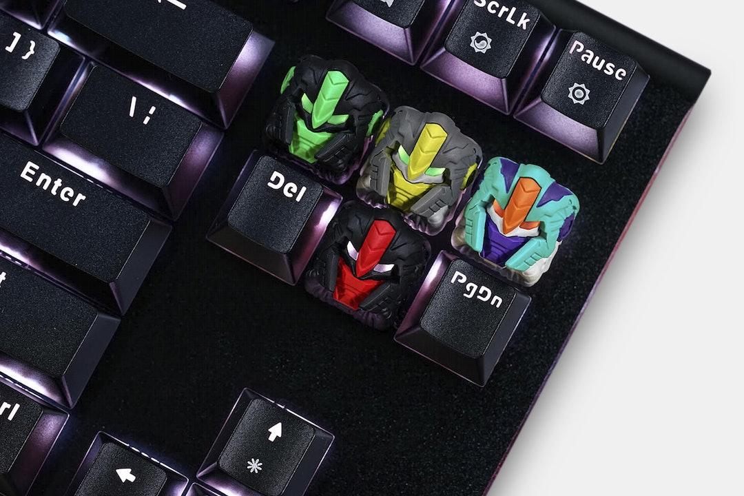 Hot Keys Project Berserker V2 Artisan Keycap