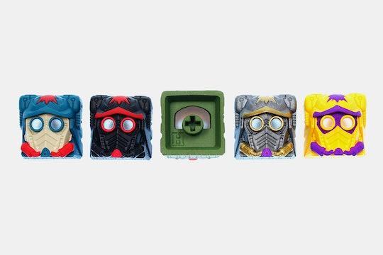 Hot Keys Project Bounty Hunter Artisan Keycap