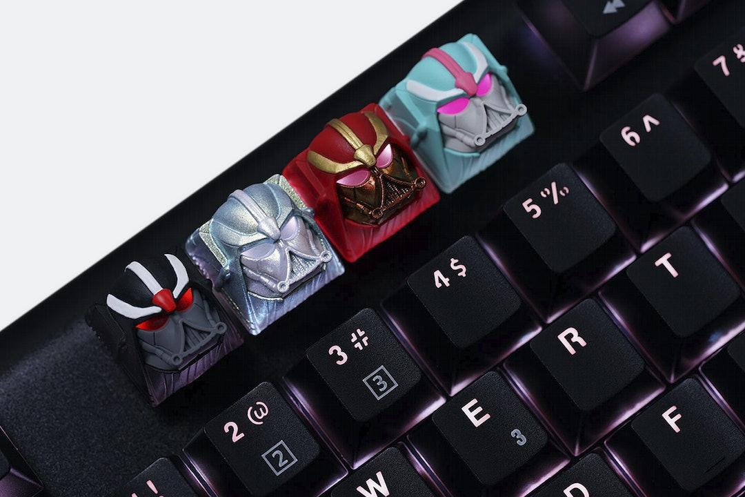 Hot Keys Project Dark Warrior Artisan Keycap
