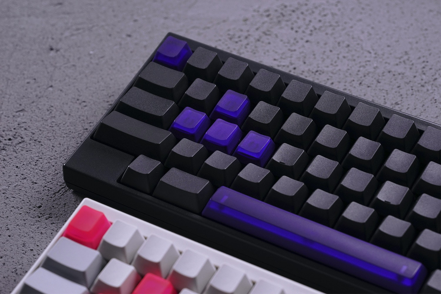 Hot Keys Project x MiTo Laser Artisan Keycaps