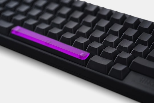 Hot Keys Project Two-Toned Spacebars