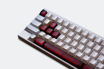 Hot Keys Project Two-Tones Blank Keycaps (2-Pack)