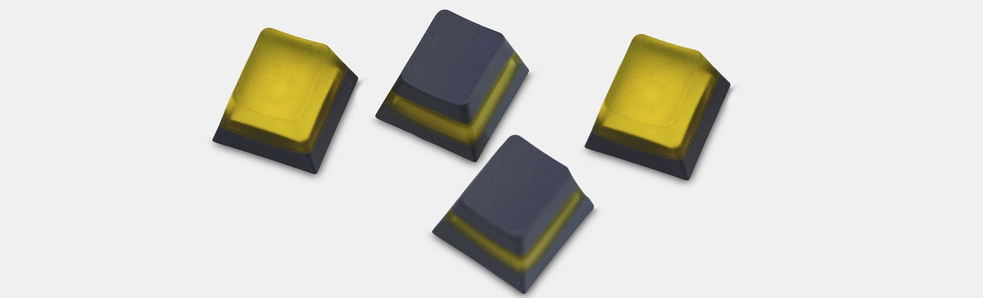Hot Keys Project: Zambumon Serika Keycaps (2-Pack)