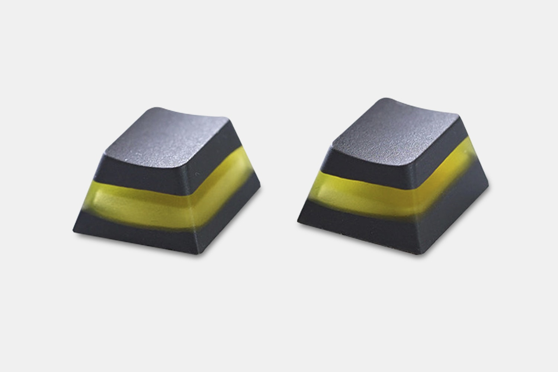 Roadblock Light - Transparent Yellow Middle