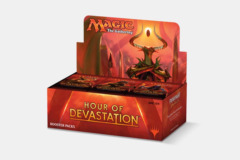 Hour of Devastation Booster + Fat Pack