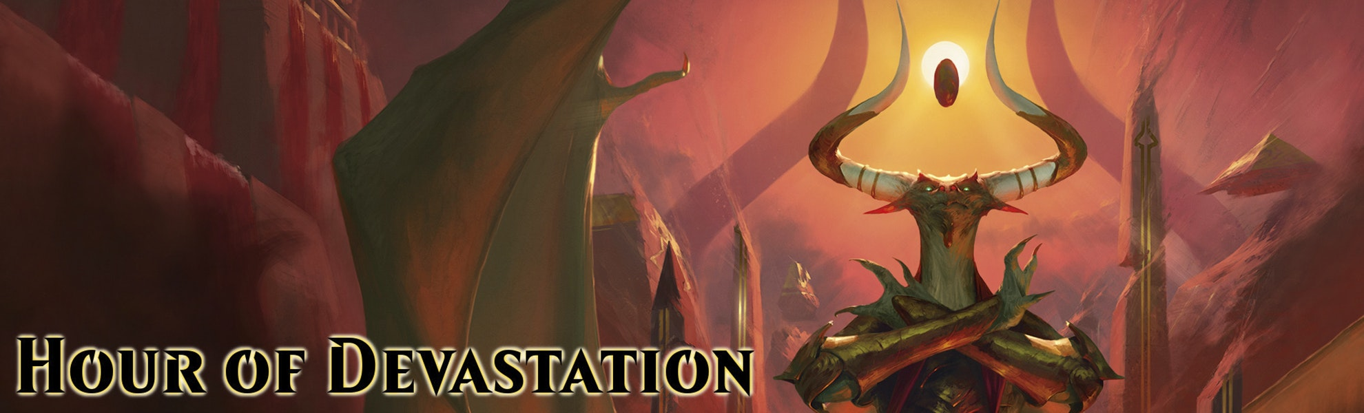 Hour of Devastation Full Set