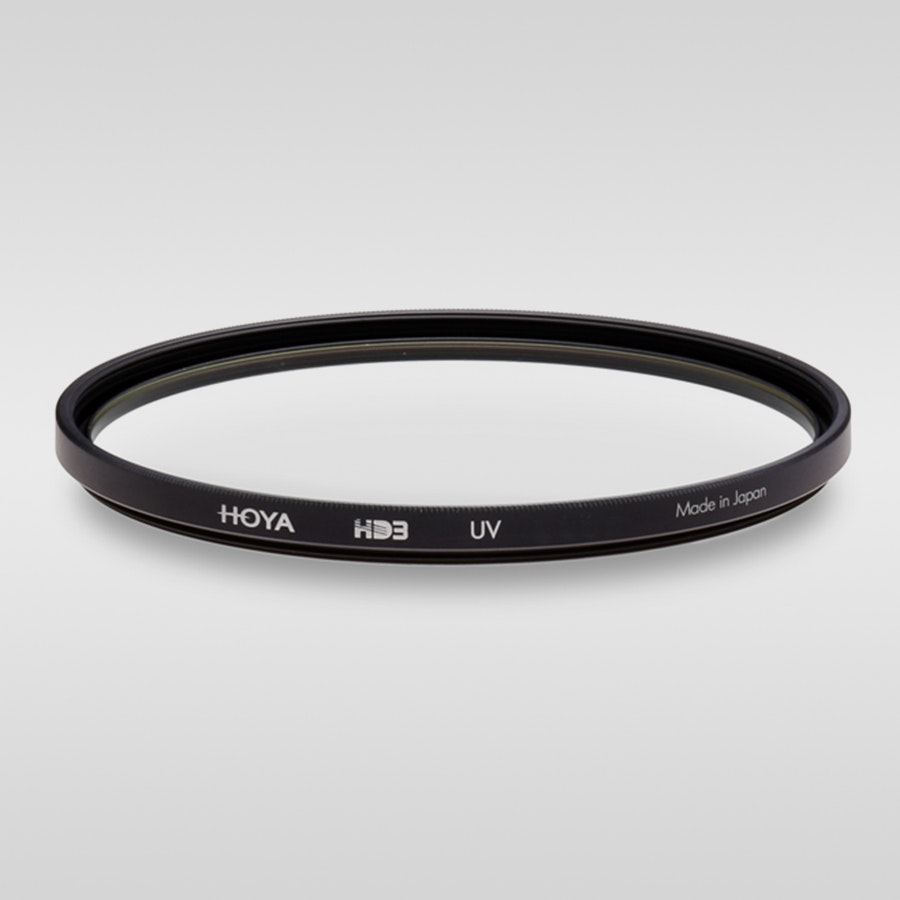 Hoya HD3 UV and Circular Polarizing Camera Filters