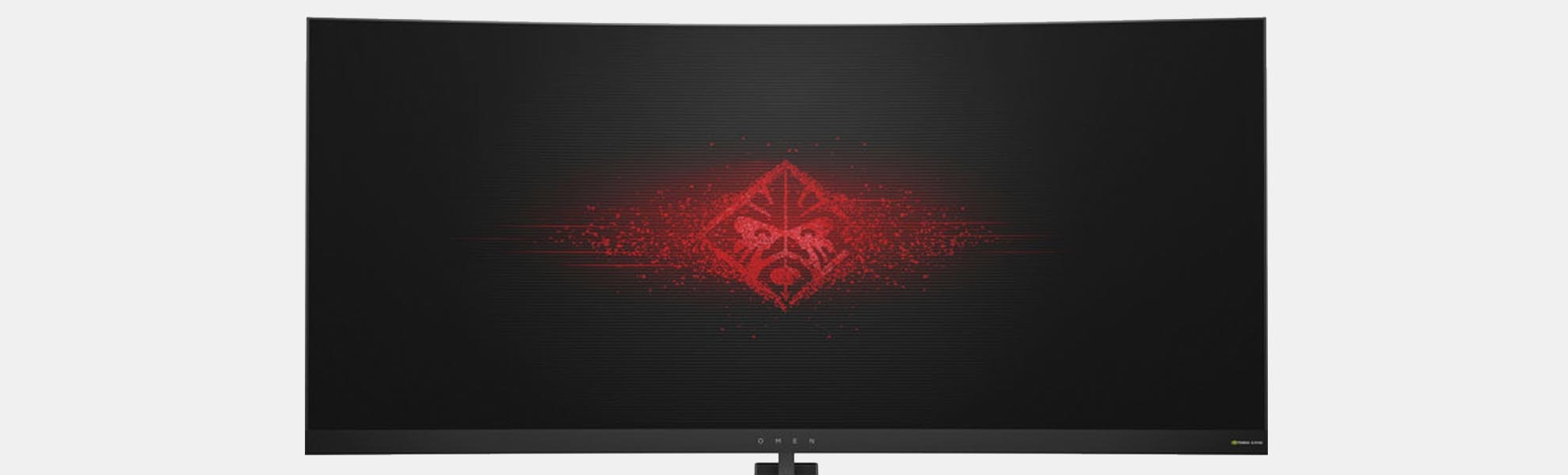 HP OMEN X 35-Inch Curved G-Sync 100Hz Display