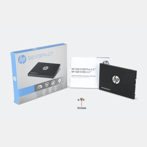 HP S700 Pro Series SSD Drives | Price & Reviews | Drop