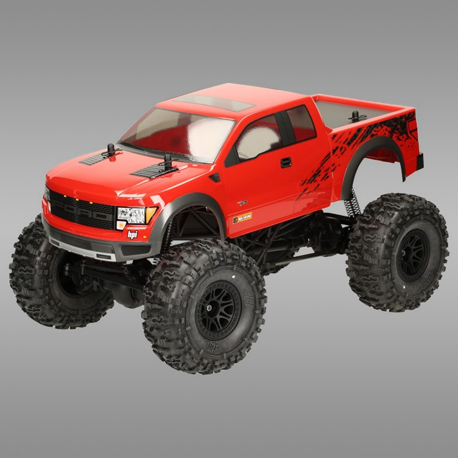 HPI Crawler King RTR '73 Ford Bronco or Raptor SVT