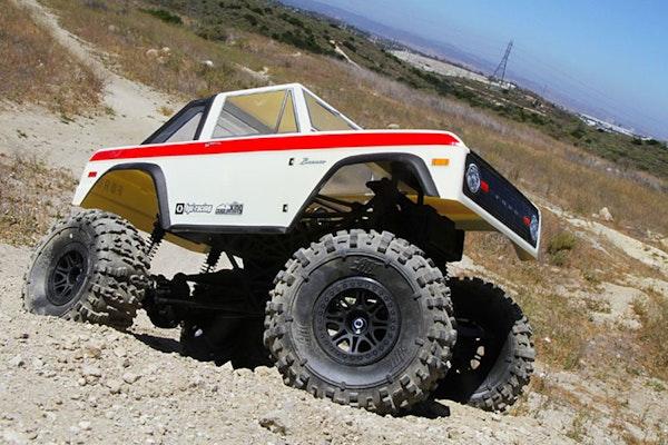 Hpi Crawler King Rtr 73 Ford Bronco Or Raptor Svt Price