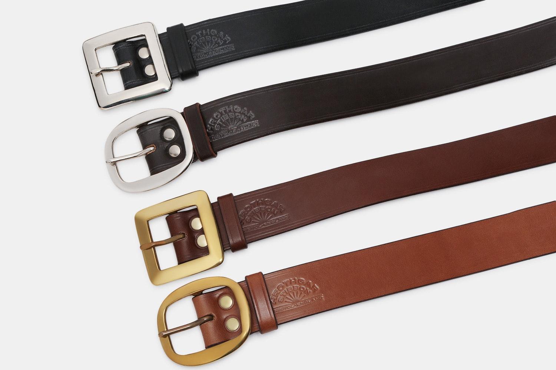 Hrothgar Stibbon Bridle Belts