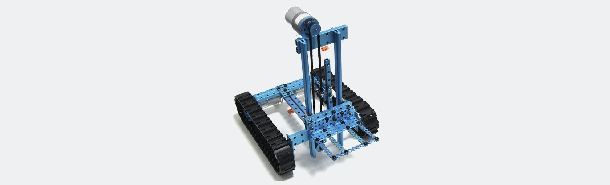 Makeblock Ultimate Robot Kit: Blue