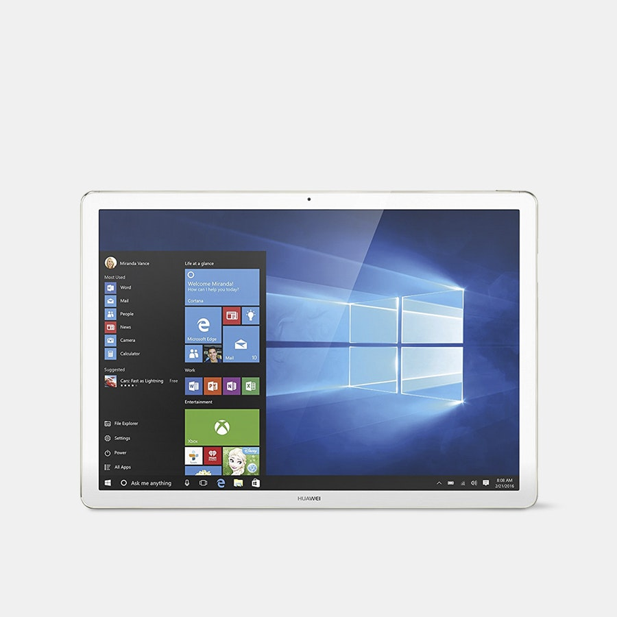 Huawei MateBook Signature Edition 2-in-1 PC/Tablet