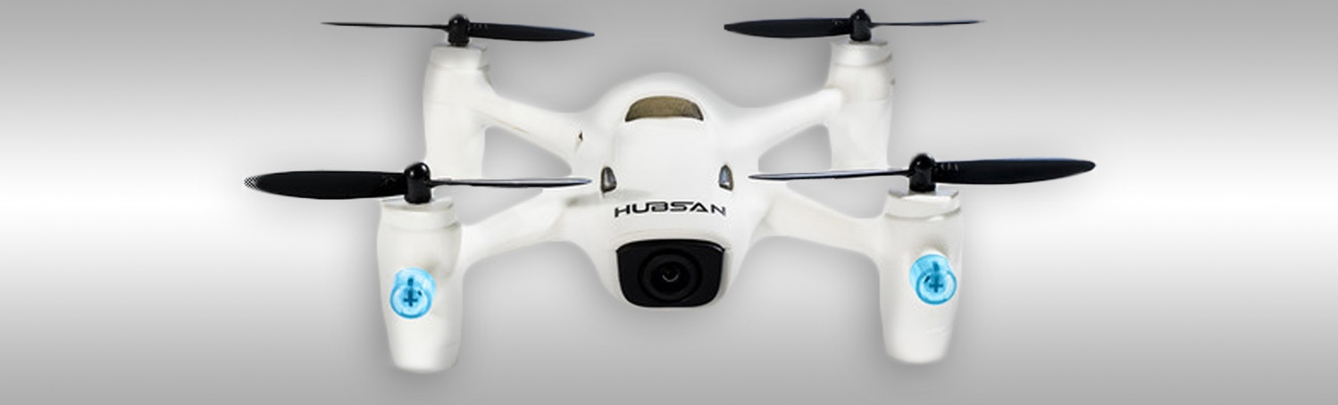 Hubsan H107C+ X4 Quadcopter with HD Camera