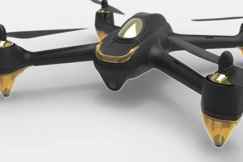 Hubsan H501SS X4 FPV Brushless Drone