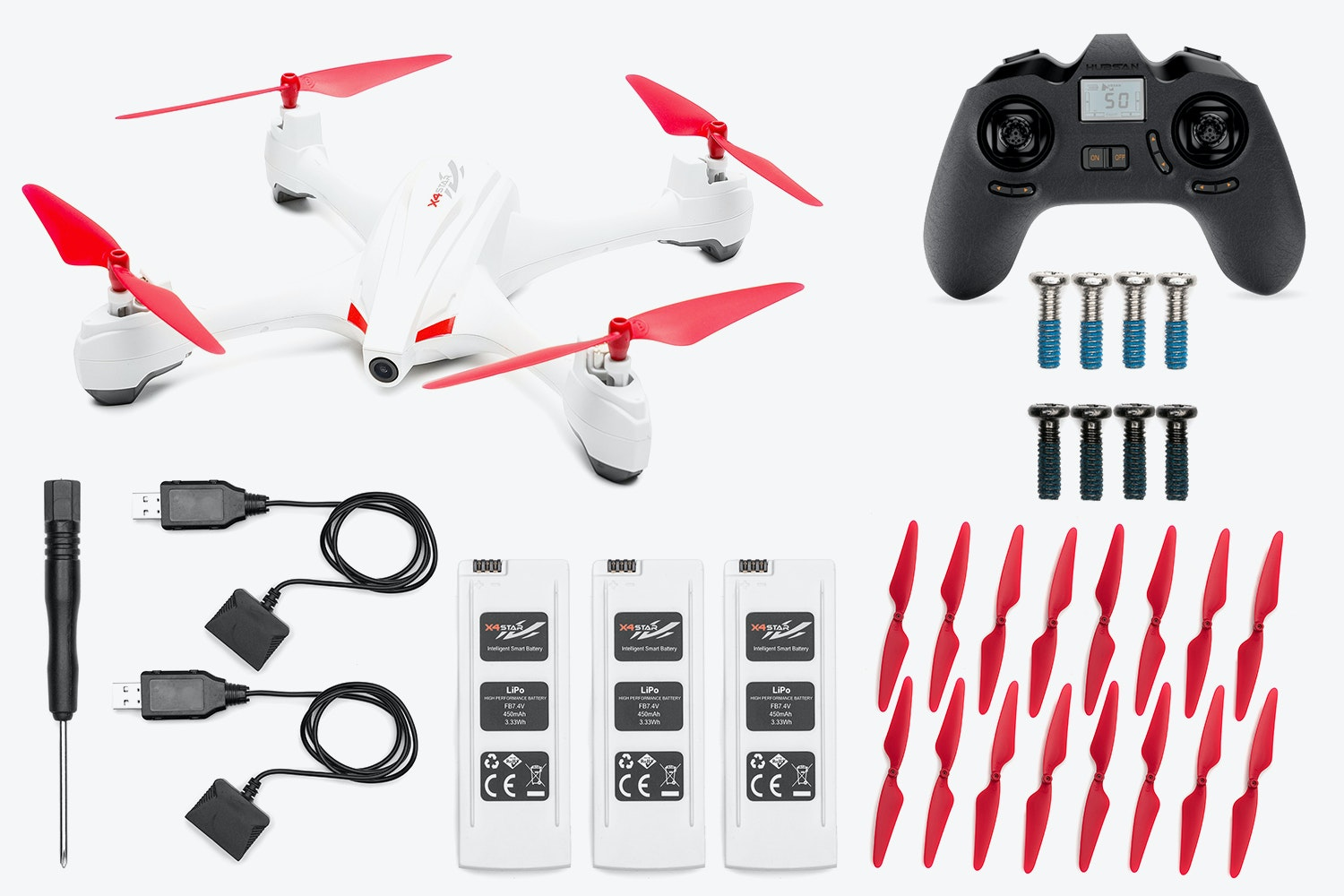 X4 Star H502C Extreme Bundle for (+ $20)