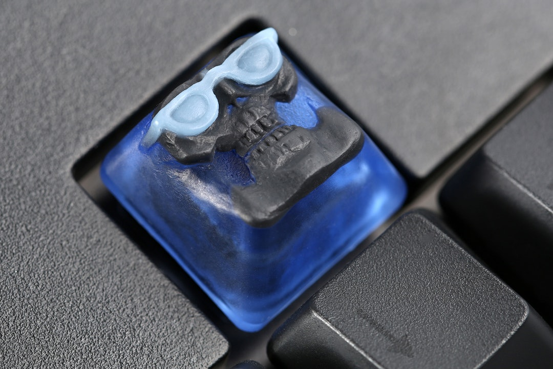 Hunger Work Studio - Deal with it Jack Keycap