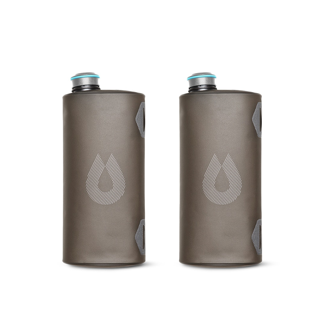 HydraPak Seeker Collapsible Containers (2-Pack)