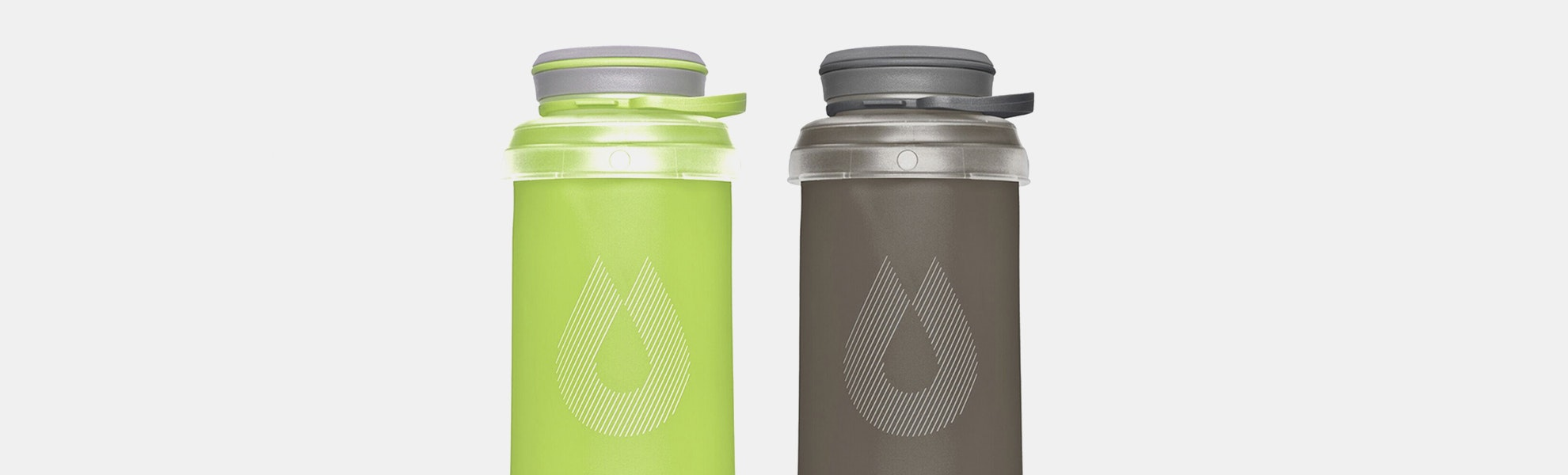 Hydrapak 1L Stash Bottle (2-Pack)