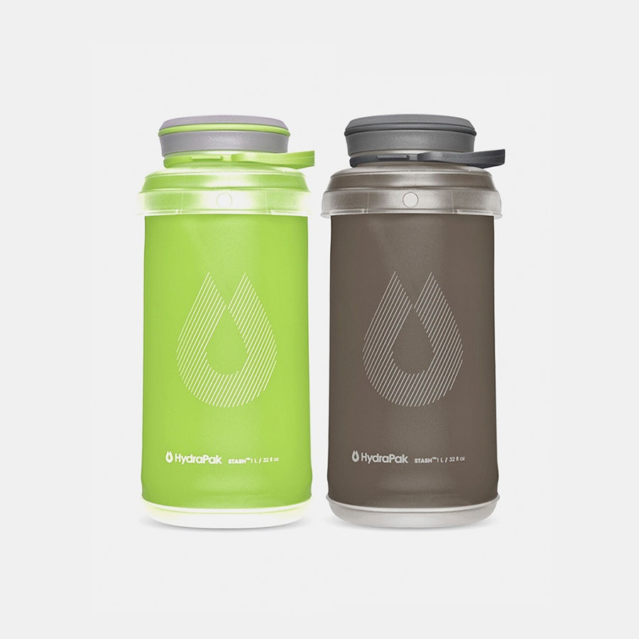 Hydrapak 1L Stash Bottle (2-Pack) – Flash Sale