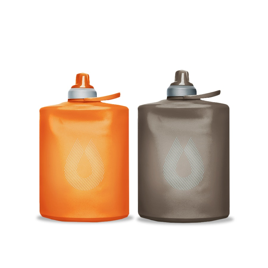 HydraPak Stow Collapsible Bottles (2-Pack)