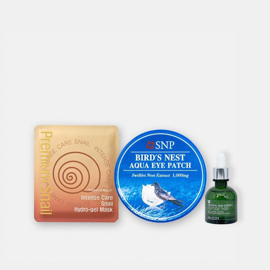 Hydrate & Sleigh Beauty Kit