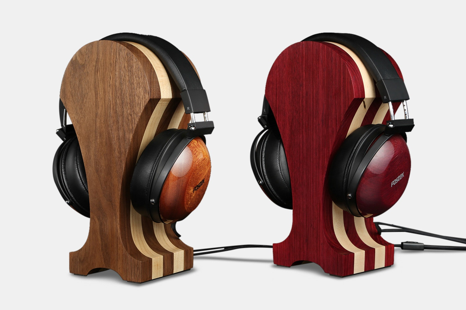 I&S Millworks Headphone Stands