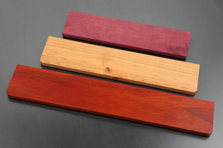 I&S Millworks Hardwood Wrist Rest