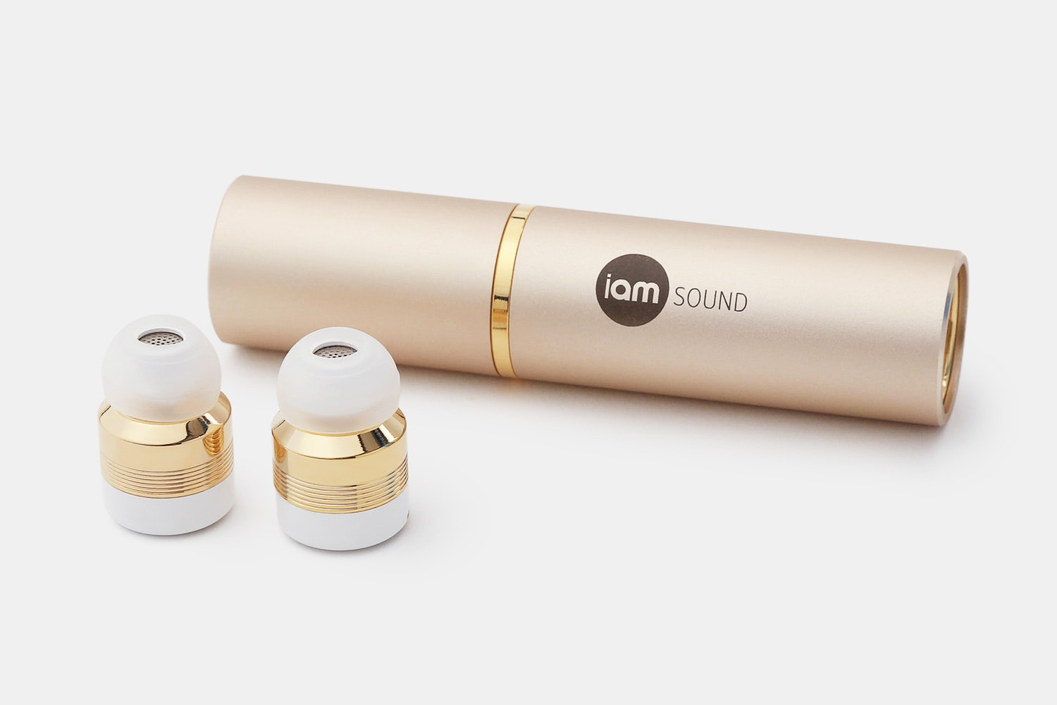 iAm Sound Smallest True Wireless Stereo Earbuds
