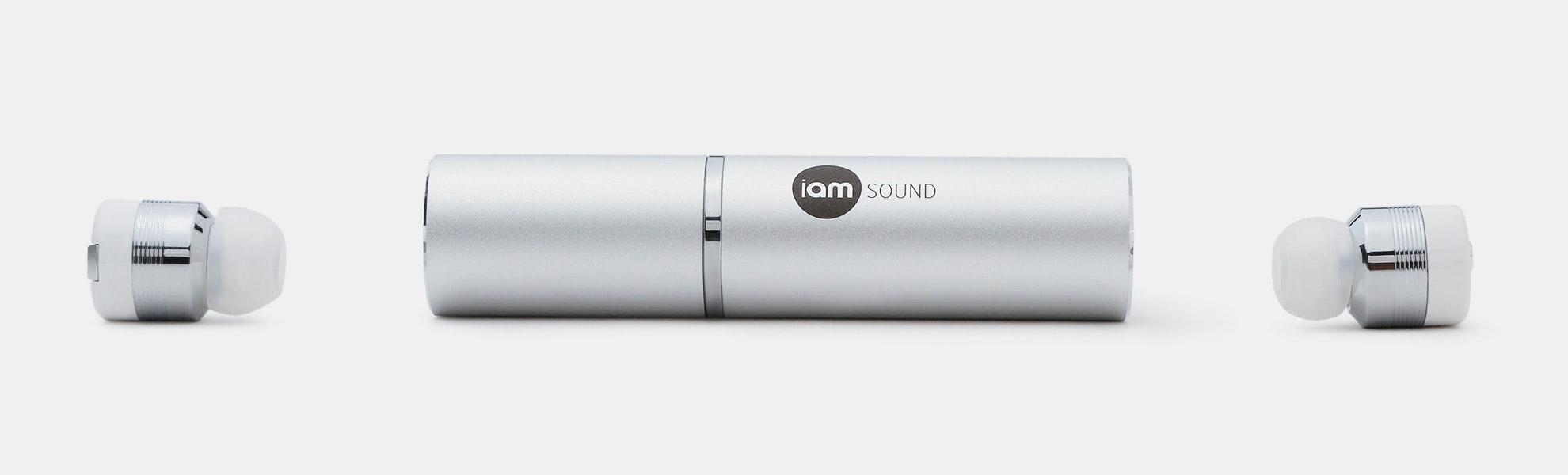iAm Sound Smallest True Wireless Stereo Earbuds