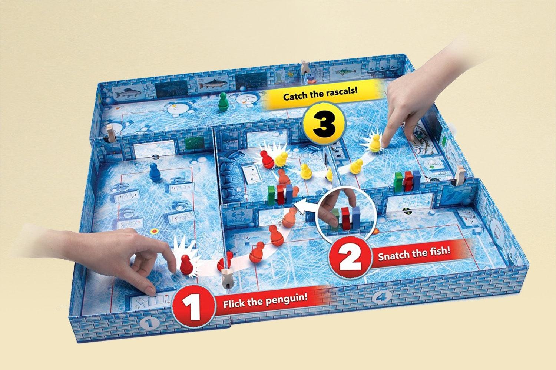 Ice Cool Board Game