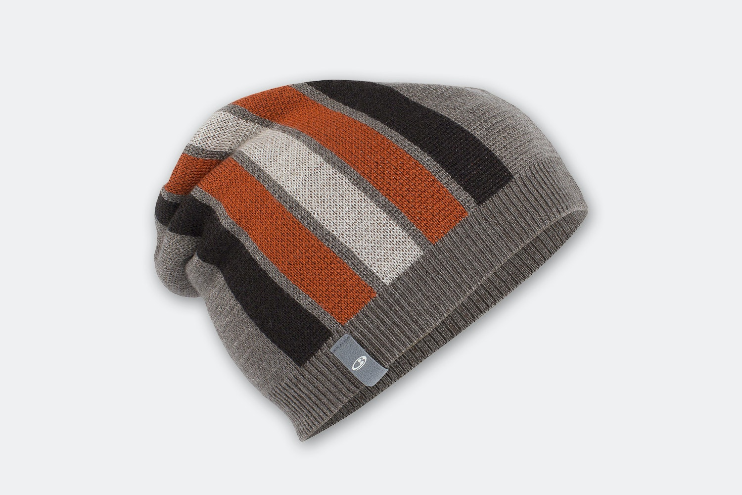 Coronet Beanie - Trail Hthr/Ebony/Copper