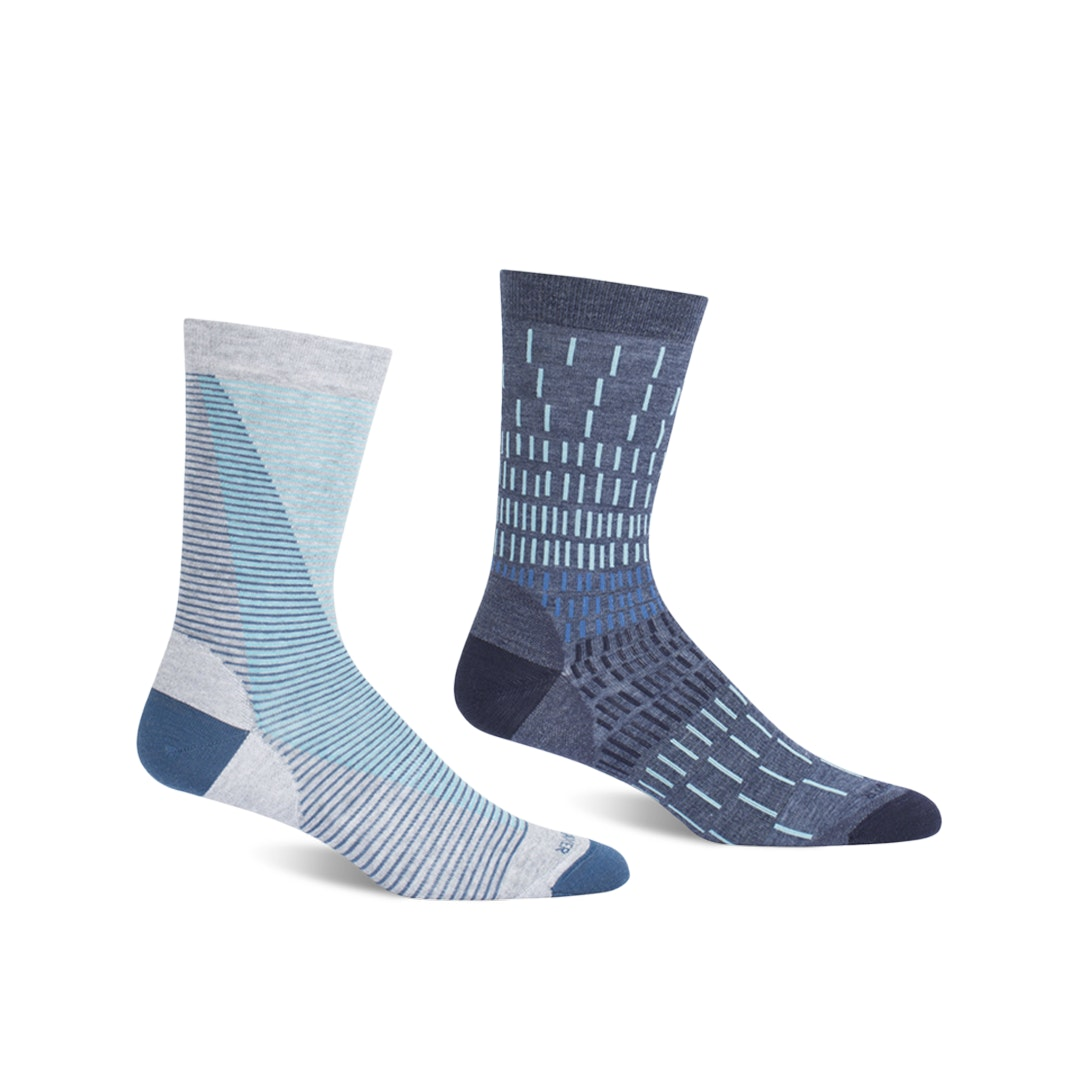 Icebreaker Fine-Gauge Ultralight Socks (2-Pack)