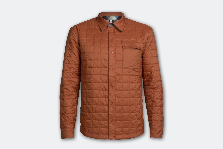 Men's – LS Shirt - Copper