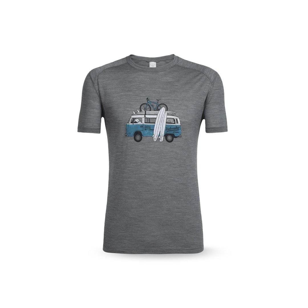 Icebreaker Sphere Van Surf Life Men's T-Shirt