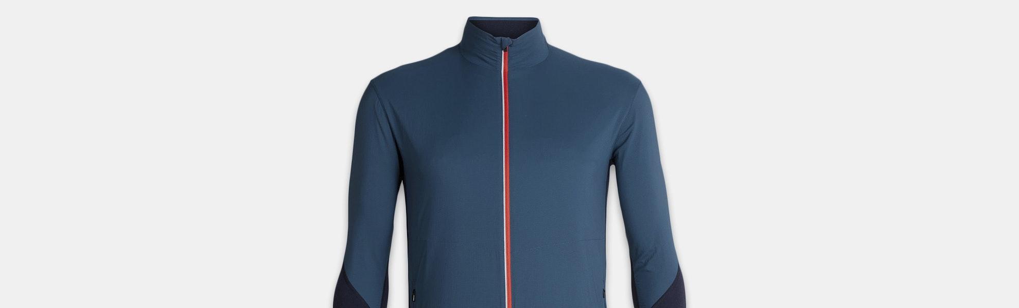 Icebreaker Tech Trainer Men's Hybrid Jacket/Vest