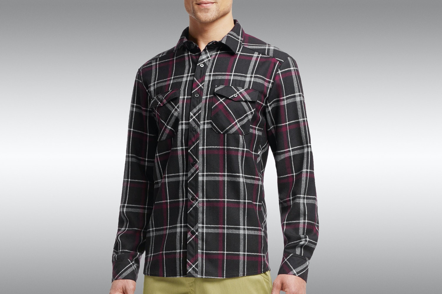 Icebreaker Men's Lodge Plaid & Flannel Shirts