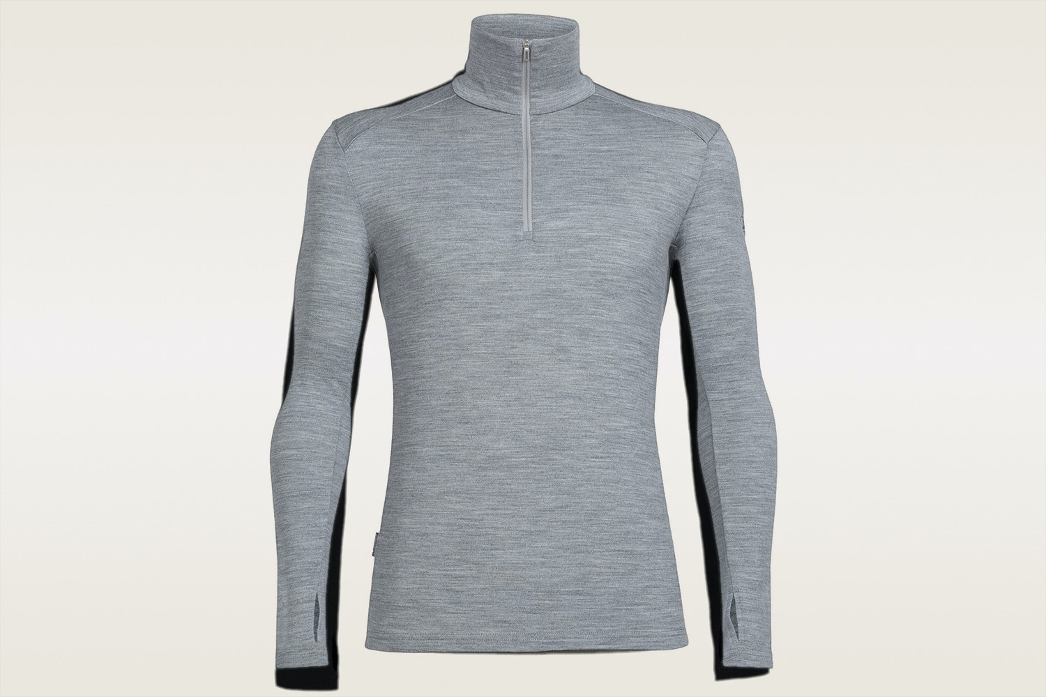 Half Zip | Metro Heather