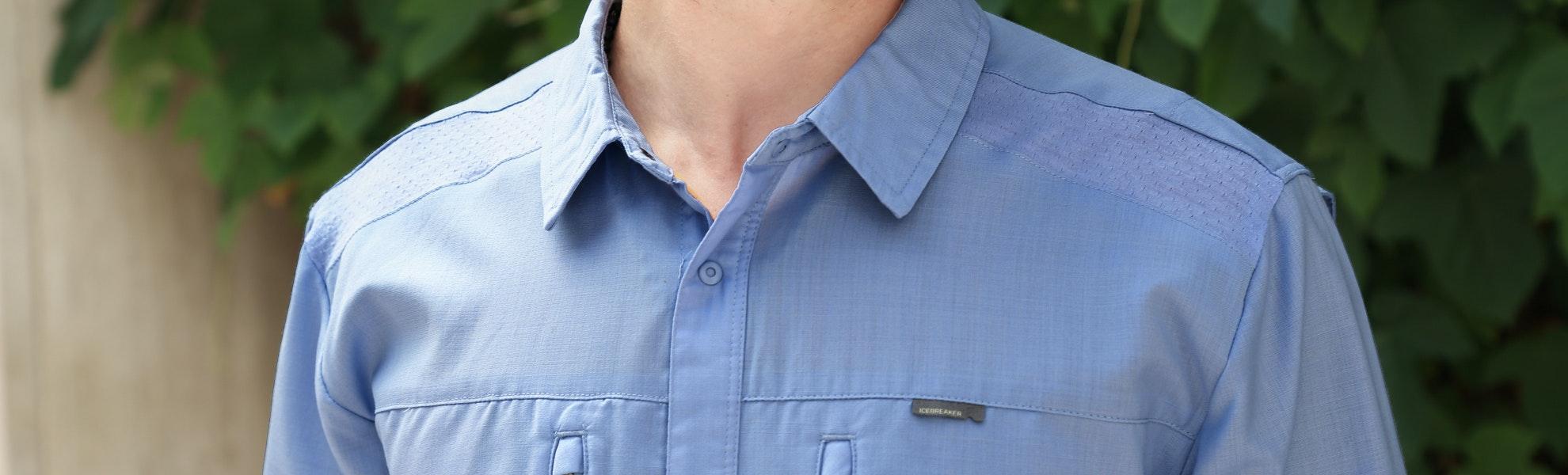 Icebreaker Men's Merino Oreti Shirt Closeout