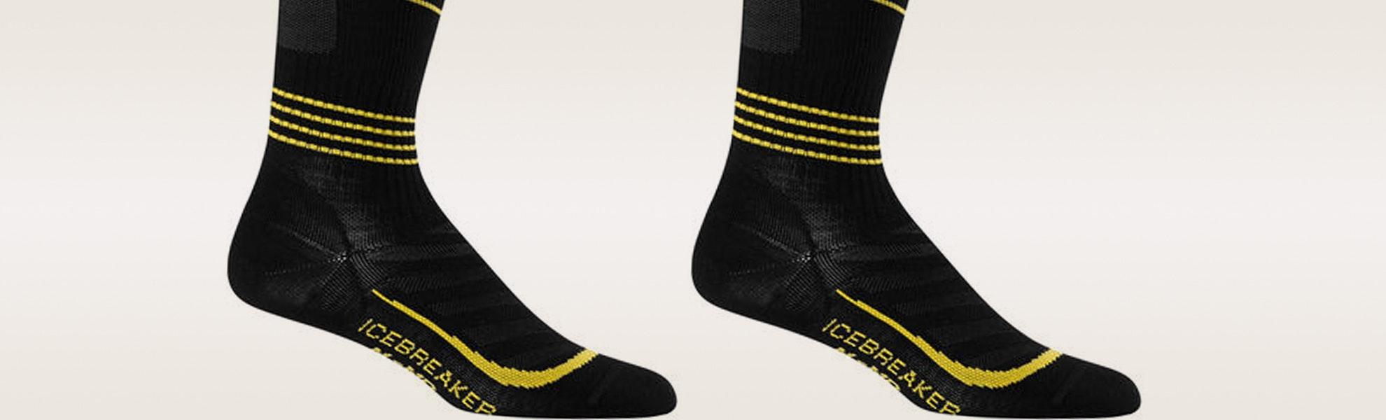 Icebreaker Run+ Ultra Light Compression Socks
