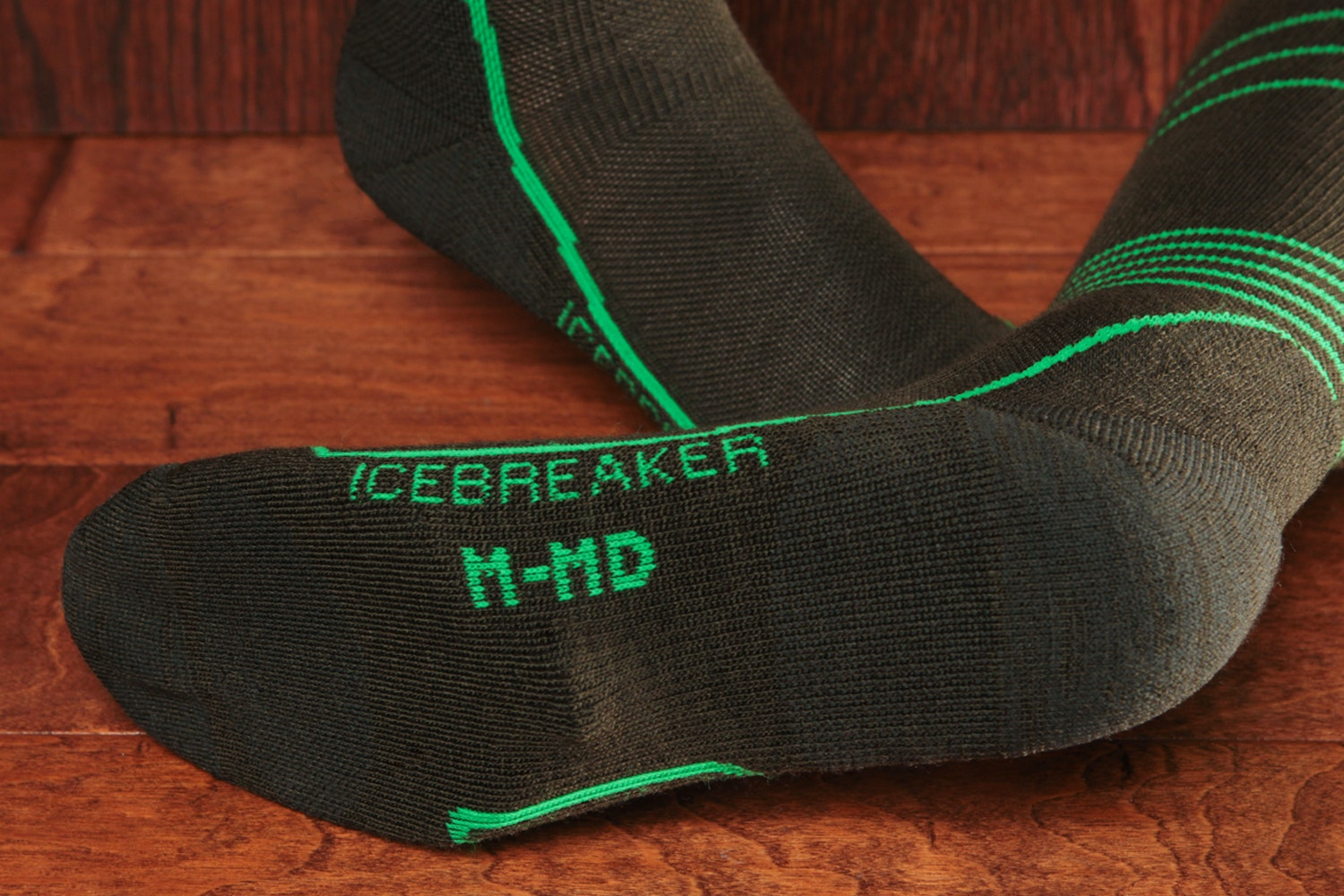 Icebreaker Mens Ski+ OTC Compression