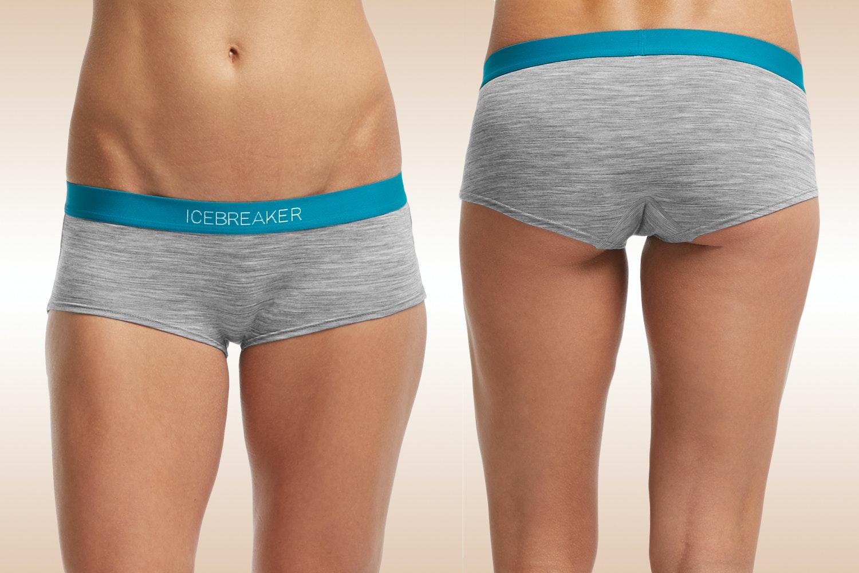 Icebreaker Womens Sprite Hot Pants