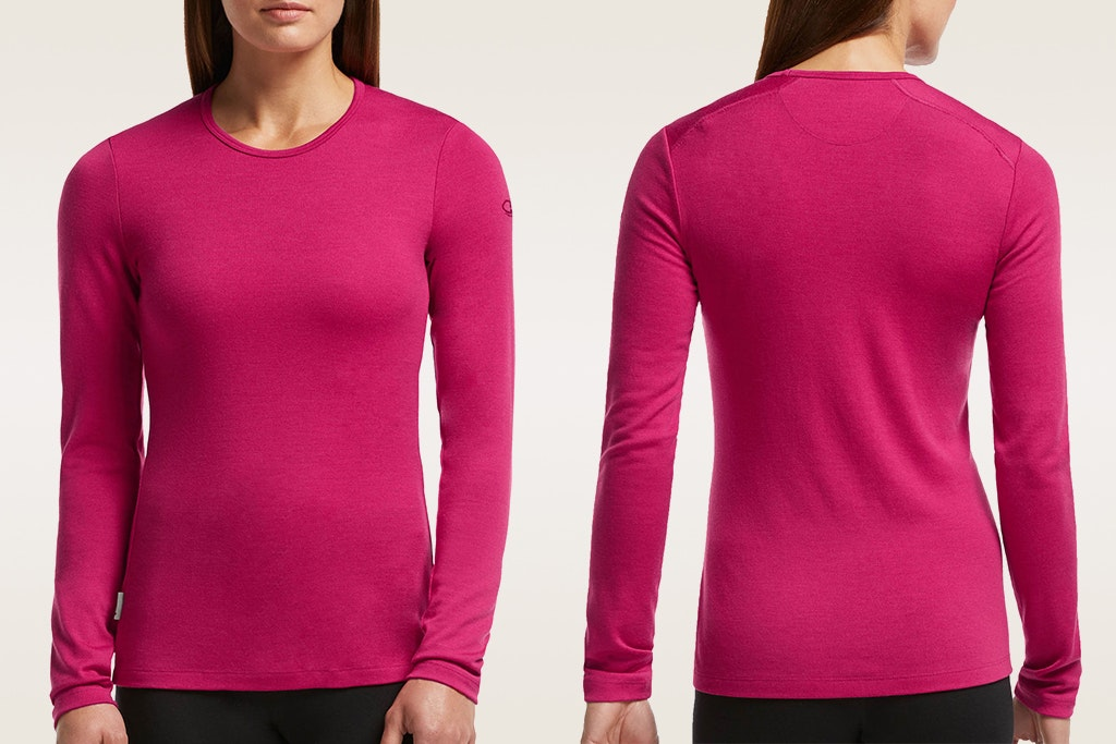 Icebreaker Women's Merino Tech Tops Closeout