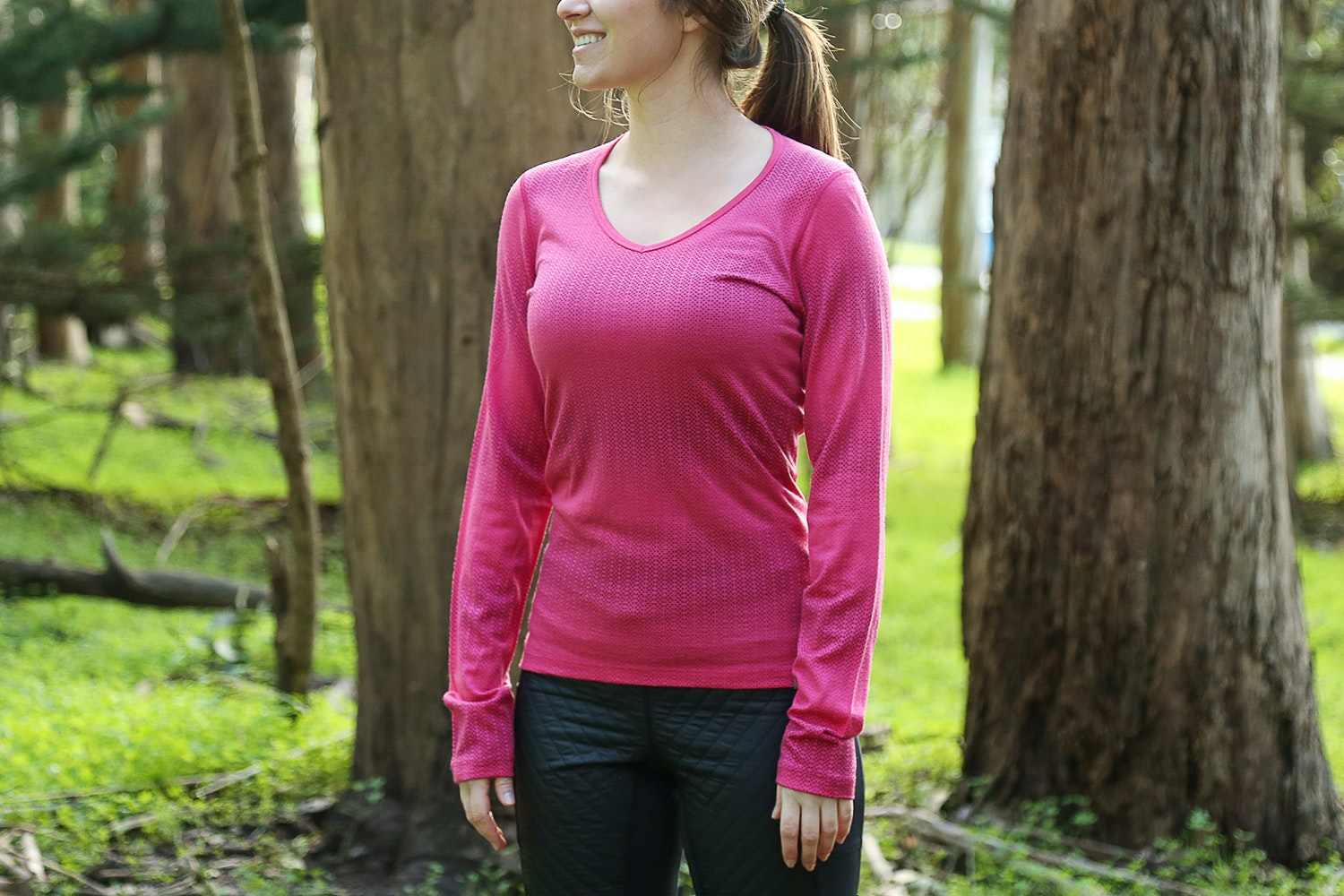 Icebreaker Women's Oasis Long-Sleeve Tops