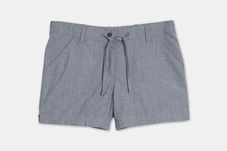 Shasta Shorts –Fathom Heather (- $10)