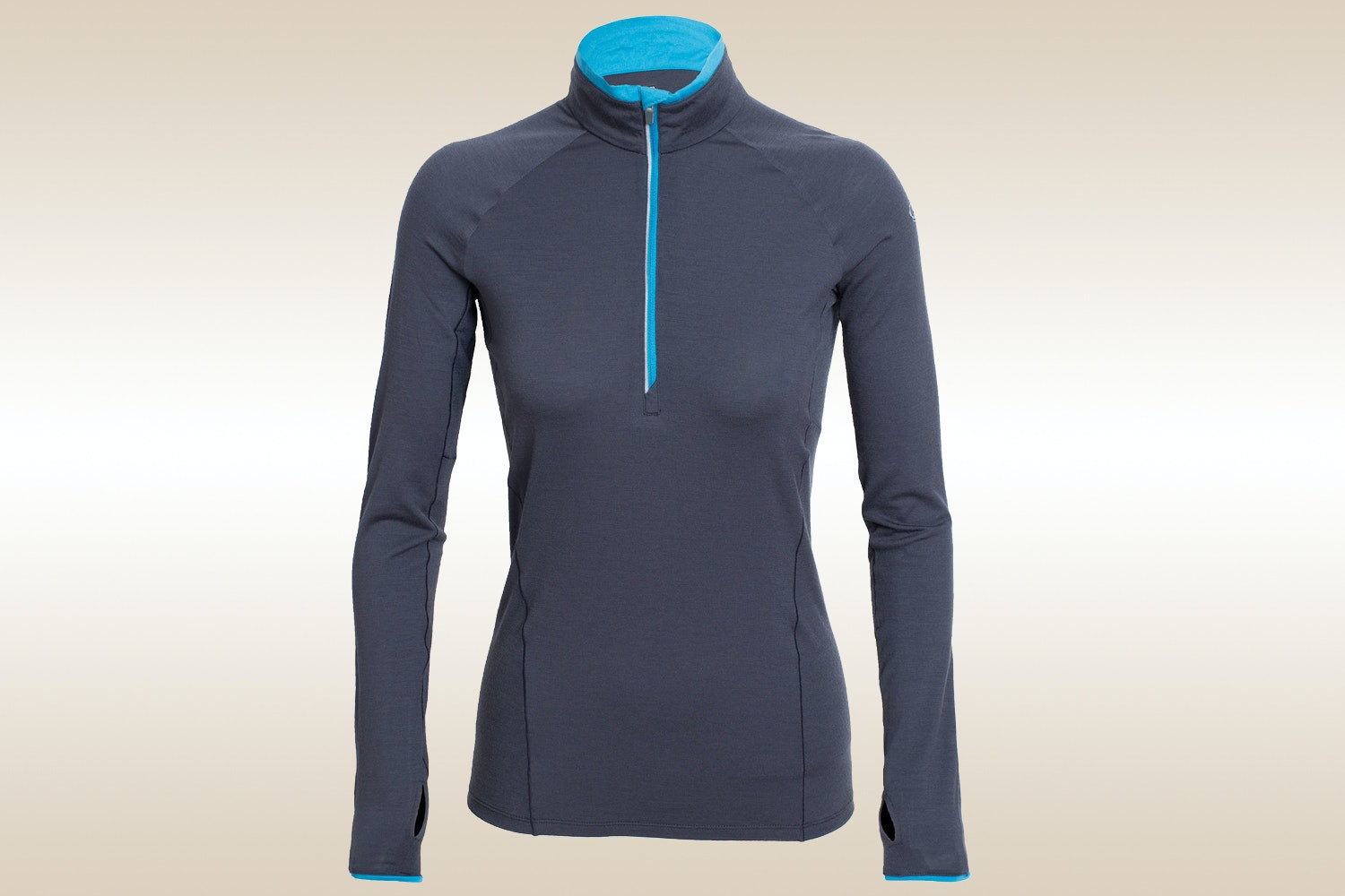 Comet Long-Sleeve Half-Zip, Panther