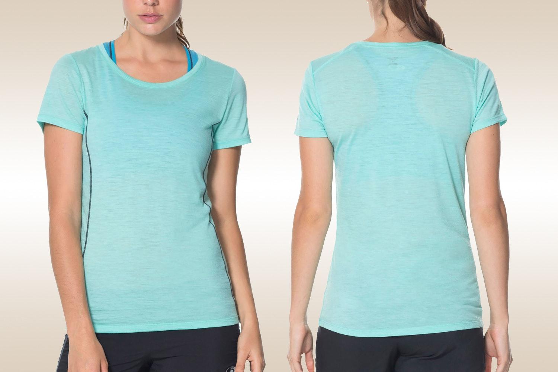 Icebreaker Women's LS Zip Shirts
