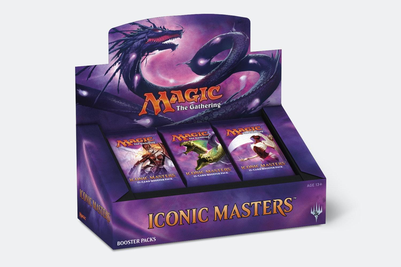 MTG Iconic Masters Pre-Order II