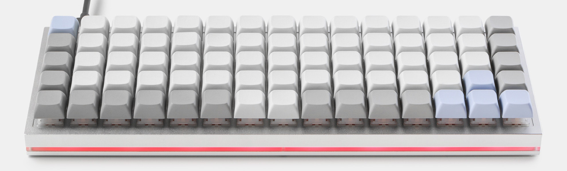 ID75 Hot-Swappable Ortholinear Keyboard Kit